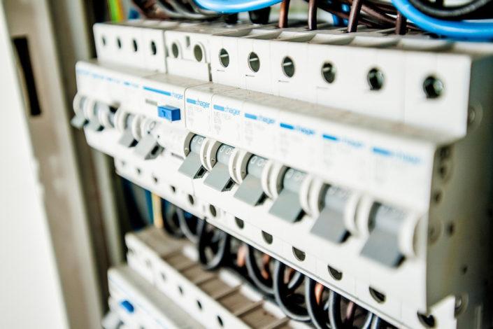 Markiegi Electricidad e Iluminación - Cuadro eléctrico